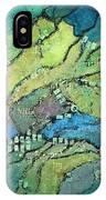 Haystack Mountain IPhone Case