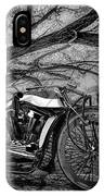 Hd Cafe Racer  IPhone Case