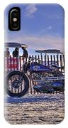 Hd Fence Line IPhone Case