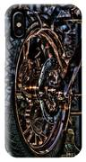 Hdr Liberty Bike Copper Ny IPhone Case