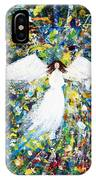 Healing Angel 1 IPhone Case