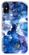 Healing With Blues IPhone Case