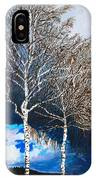 Healthy Trees IPhone Case