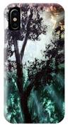 Heart Of The Rain Forest IPhone Case