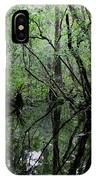Heart Of The Swamp IPhone Case