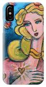 Heart Of Venus IPhone Case