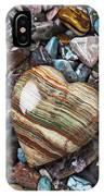 Heart Stone IPhone Case