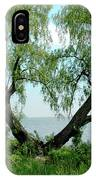 Heart Tree On Lake Saint Clair IPhone Case