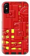 Heat Station IPhone Case