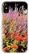 Heather And Sedum IPhone Case