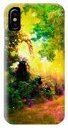 Heaven's Garden IPhone Case