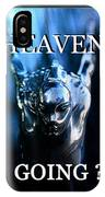 Heaven T Poster #1 IPhone Case