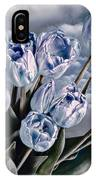 Heavenly Blue IPhone Case
