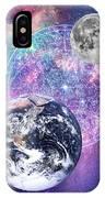 Heavenly Bodies IPhone Case