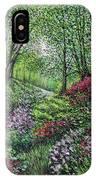 Heavenly Garden IPhone Case