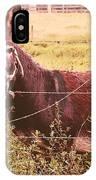 Hee Haw IPhone X Case