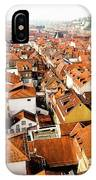 Heidelberg Cityscape IPhone Case