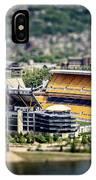 Heinz Field Pittsburgh Steelers IPhone Case