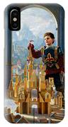 Heir To The Kingdom IPhone Case