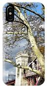 Hell Gate Through The Bows IPhone Case