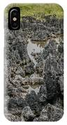 Hell - Grand Cayman Vertical IPhone Case