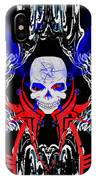 Hell Rider IPhone Case