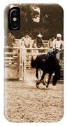 Helluva Rodeo-the Ride 2 IPhone Case