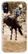 Helluva Rodeo-the Ride 5 IPhone Case