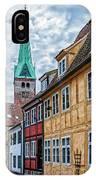Helsingor Old Street IPhone Case