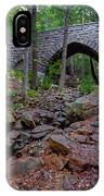 Hemlock Bridge IPhone Case