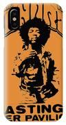 Hendrix 1967 IPhone Case