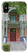 Henry B. Plant Museum Entry IPhone Case