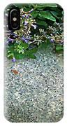 Herb Garden Walkway IPhone Case