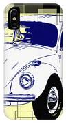 Herbie The Love Bug IPhone Case