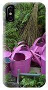 Herd Of Watering Cans IPhone Case
