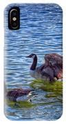 Herding Geese IPhone Case