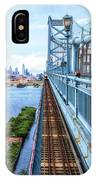 Here Comes The Train IPhone Case