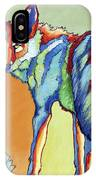 Here's Looking At You IPhone Case