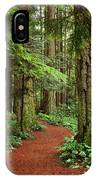 Heritage Forest 2 IPhone Case