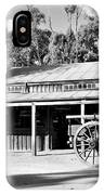 Heritage Town Of Echuca - Victoria Australia IPhone Case