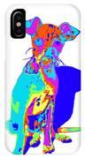 Hermana Muy Curiosa IPhone Case