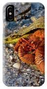 Hermit Crab- Florida IPhone Case