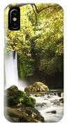 Hermon Stream Nature Reserve Banias IPhone Case