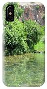 Hermon Stream Nature Reserve IPhone Case