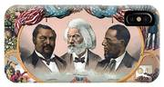 Heroes Of The Colored Race  IPhone Case