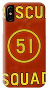 Heros Of The 70's IPhone Case