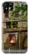 Herr's Grist Mill IPhone Case