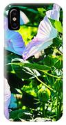 Hibiscus Garden IPhone Case