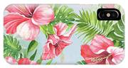 Hibiscus Paradise-jp3965 IPhone Case