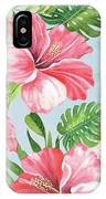 Hibiscus Paradise-jp3966 IPhone Case